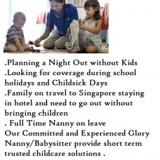 part time nanny